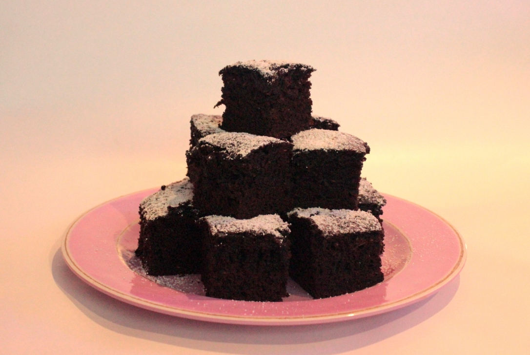 Super Healthy Brownies 1
